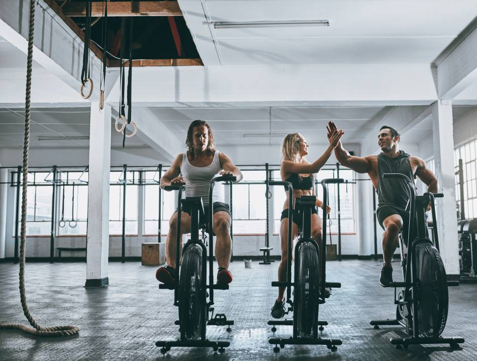 The most efficient way of fat burning with a cardio workout! - BioTechUSA