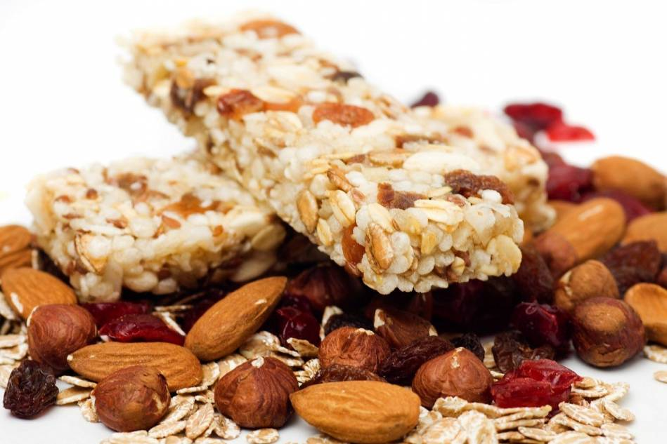 WHAT ARE THE BEST INGREDIENTS FOR ENERGY BARS?