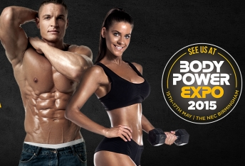 Meet us at BodyPower Expo!