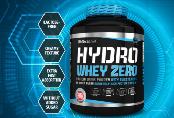 HYDRO WHEY ZERO: THE ABSOLUTE WINNER