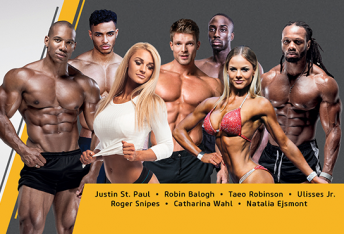 BioTechUSA puts the Power in BodyPower 2017