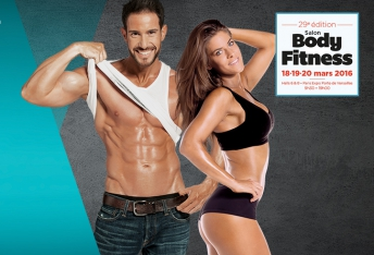BioTechUSA at the 2016 Salon Body Fitness in Paris