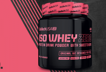 BioTechUSA For Her - Iso Whey Zero