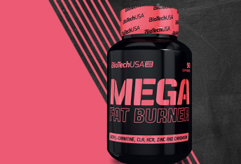 BioTechUSA For Her - Mega Fat burner