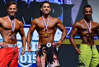 BioTechUSA victory at IFBB Olympia Amateur