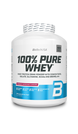 100% Pure Whey NEW