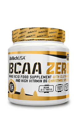 BCAA Zero Winter tea