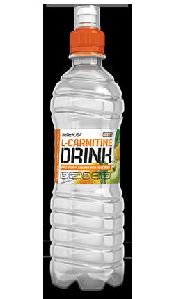 L-Carnitine Drink - Bars & sport drinks - BioTechUSA