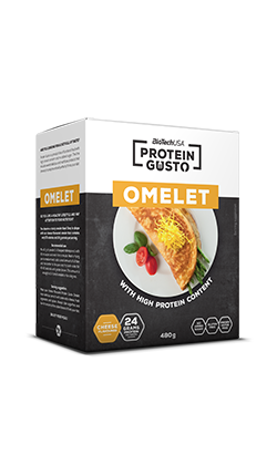 Protein Gusto - Omelet
